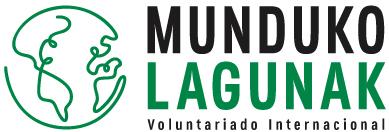 Munduko Lagunak Logo